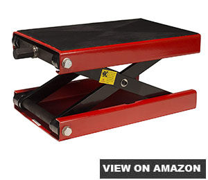 Dragway Tools Motorcycle Scissor Jack