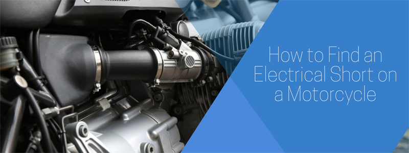 How to Find an Electrical Short on a Motorcycle